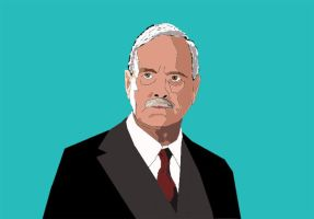 John Cleese No. 1 by jhaumann