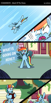 COM - Attack Of The Clones (COMIC) by AniRichie-Art