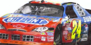 Jeff Gordon 24 by Kalmek182