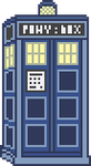 Animated Tardis (FOR REAL) by Anonycat