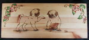 Pugs' Play by Hybridance