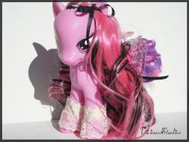 Ribbons and Rose by ViciousStudios