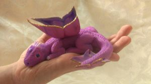 Gum Paste Dragon by SweetPerfectionCakes