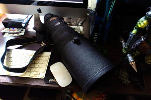 """My """"sniper scope"""" by Shooter1970"""