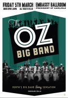 Oz Big Band Poster by trevhutch
