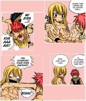 NatsuxLucy moments chapter 331 by lucechan