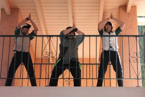 SacAnime 2012W - the Kotetsu Dance by handstobraces