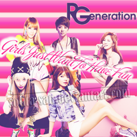 MONTAGE.~ RGeneration_The Girl's by Solita-San