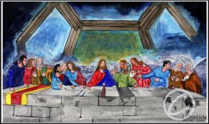Last Supper by Doctormk