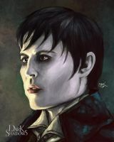 Barnabas Collins by thecapturedspy