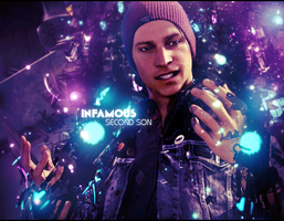 Infamous Second Son tag by eyjeyCrz