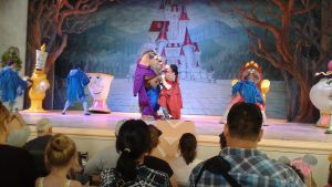 Beauty and the Beast on Stage 8 by BlackRoseWinter