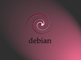 Debian Wallpaper by Snowpato