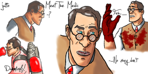 Meet The Medic by jutto