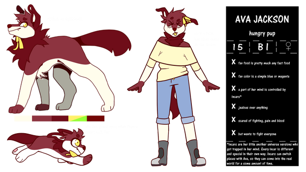 Ava REF [2016-2017] by navvies