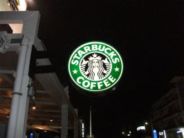 Starbucks by PccMBsF