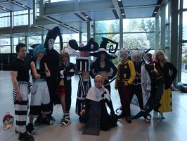 Soul Eater Group by HikariToshiro