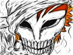 Bleach Doodle by IMMORTAL-SHINIGAMI