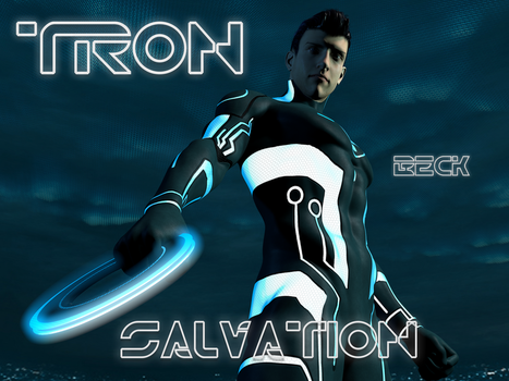 Tron Salvation Beck by perilous7