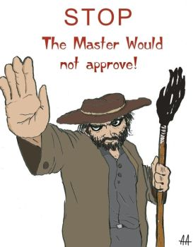 Torgo Warning by Grizzled-Ink by mst3k
