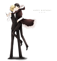 Happy Birthday, Izaya by sessystalker