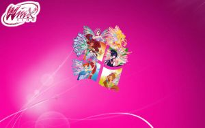 Winx Club Windows Wallpaper2 by Pumpkin-Pai