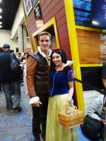 Snow White and Charming by n1njap1rate