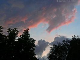Colours In The Sky by Hansmar