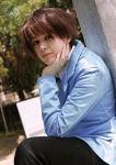 Ouran High School Host Club: Haruhi Fujioka by VandorWolf