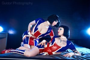 westward bound union jack dresses 06 by GuldorPhotography