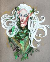 Thingol of Doriath by sassynails