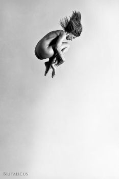 free fall by Britalicus