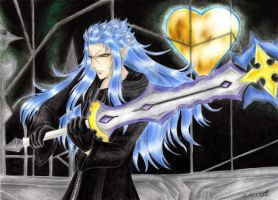 Saix - The Luna Diviner by Colicade