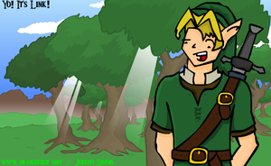 Yo It's Link by Bigfoot3290