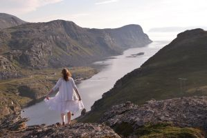 Out in northern Norway by miyukiimella