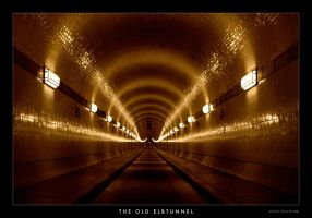 the old elbtunnel by guality