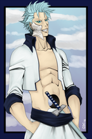 Grimmjow by Giando1611990