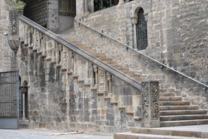 Stairs 01 by Yasny-resources