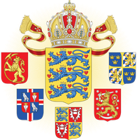 Small coat of arms of the Scandinavian Empire by Regicollis