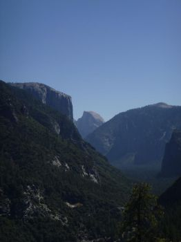 Half Dome by WoodsieWood