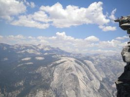 Half Dome diving board by Snakelady39