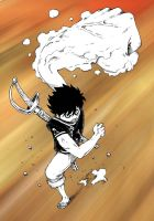 Gear 5th Nightmare Luffy by Yeocalypso