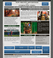 Advertiser and Times Website by rbryant