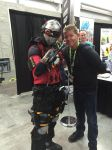 Deadshot with Rob Liefeld by ohRocco