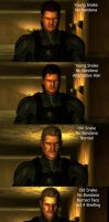 Solid Snake Variations Part 2 by lsquall