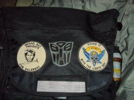 military patches by beamer