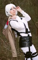 Attack on Titan Print by CosplayDeviants
