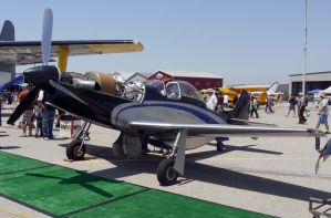 Mini Mustang Turboprop by shelbs2