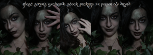 Poison Ivy Dryad Exclusive Package by TheGhostSiren
