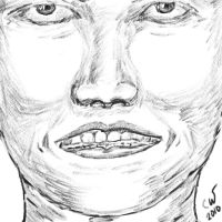 Face Study 1 by shaharw